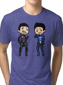 Shepard/Kaiden Tri-blend T-Shirt