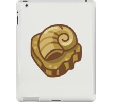 Almighty Helix Fossil iPad Case/Skin