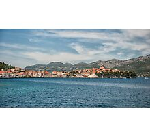 Marco Polo's Town Photographic Print