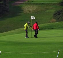 Lady Golfers by wiggyofipswich