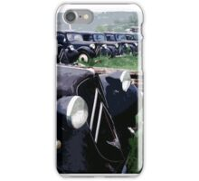 car :  Waiting day Best !  1976 collector 3  (c)(h) by Olao-Olavia / Okaio Créations iPhone Case/Skin