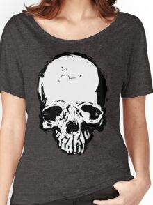 Skull Vector Women's Relaxed Fit T-Shirt