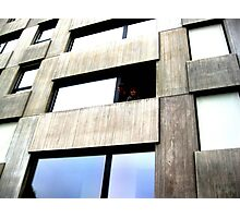 Facade Window Photographic Print