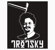 Trotsky Icepicked by cydon