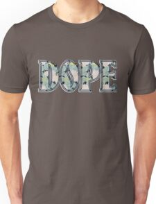 Hipster DOPE Unisex T-Shirt