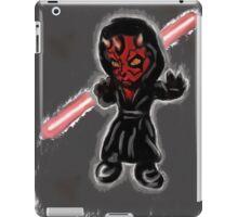 Cute Dark side iPad Case/Skin