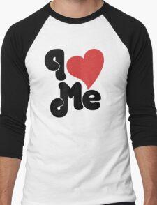 I Love Me Men's Baseball ¾ T-Shirt