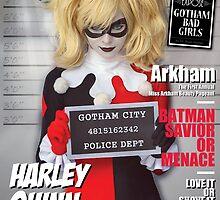 Harley Quinn Special by WackoPanda