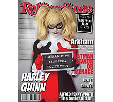 Harley Quinn Special Photographic Print