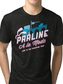 Love in the Crossfire Tri-blend T-Shirt