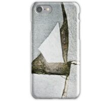 mirror shards ground iPhone Case/Skin