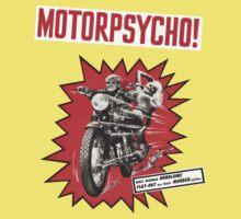 MotorPsycho! by LetThemEatArt