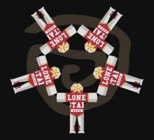 Five Lone Horsemen by QueenHare