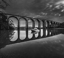 Riverside reflections by stevieuk