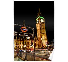 London Scene 2 Poster