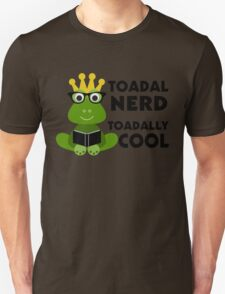Toadal Nerd Toadally Cool T-Shirt