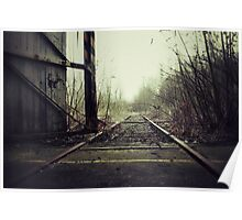 empty track Poster
