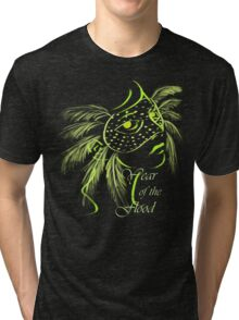 Year of the Flood Tri-blend T-Shirt