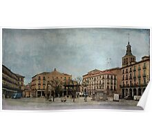 Mornings of Segovia Poster