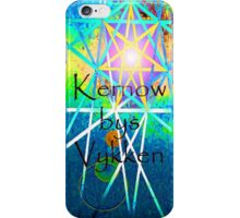 Kernow bys vykken - Cornwall for ever iPhone Case/Skin
