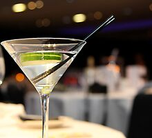 Shaken Not Stirred. by dgscotland