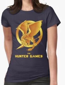 the Hunter Games Womens Fitted T-Shirt