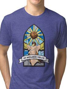 In Nomeni Helix Tri-blend T-Shirt