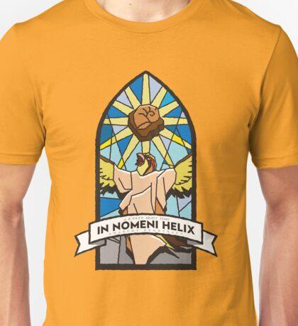 In Nomeni Helix Unisex T-Shirt