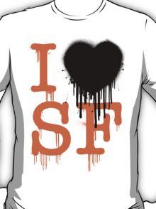I Bomb SF (v1) T-Shirt