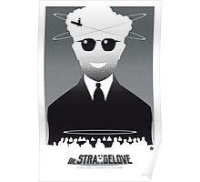 Dr Strangelove-black version (SK Films) Poster
