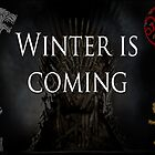Winter Is Coming by ItsSabYo