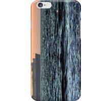 Sunset Cargo Ship iPhone Case/Skin