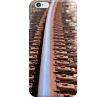 train track iPhone Case/Skin