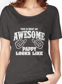 Awesome Grandparent  Women's Relaxed Fit T-Shirt