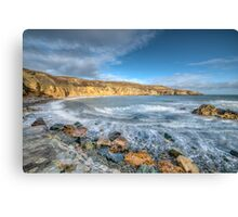 Anglesey Seascape Canvas Print