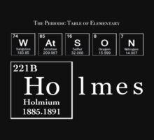 Sherlock Holmium by booklils
