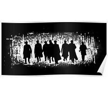 Peaky Blinders Gang Poster Poster