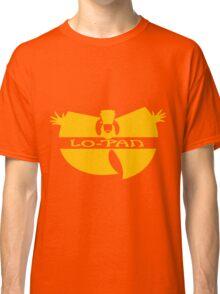Lo Pan Clan (yellow) Classic T-Shirt
