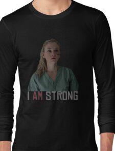 I AM Strong. Long Sleeve T-Shirt