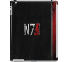 Mass effect N7 iPad Case/Skin