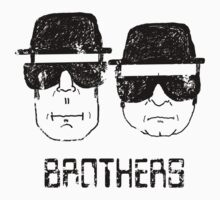 Brothers by Stove  Aya