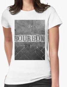 Bourbon Street Womens Fitted T-Shirt