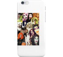 Sharon Needles Collage Case iPhone Case/Skin