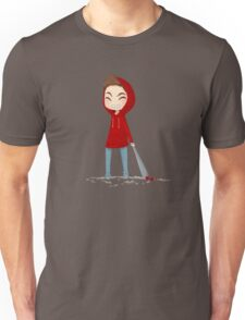 Red Riding Hood Stiles Unisex T-Shirt