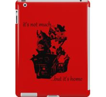 Harry Potter - The Burrow iPad Case/Skin