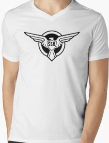 SSR Mens V-Neck T-Shirt