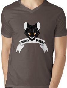 Furry Pride - Cheetah Mens V-Neck T-Shirt