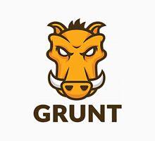 Grunt Js Unisex T-Shirt