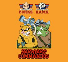 Barnyard Commandos - Color - Group Unisex T-Shirt