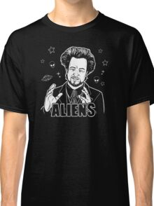 The Aliens Guy (Giorgio Tsoukalos) Classic T-Shirt